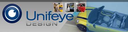 La version 2.5 de Unifeye Design est disponible
