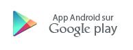 Bouton de téléchargement de l'application