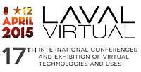 Laval Virtual 2015